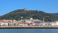 Viana do Castelo vista do rio