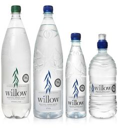 Willow Spring Water designed by Kirsty Mcmaster: