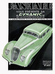 Panhard Dynamic                                                                                                                                                                                 Plus