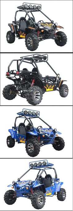 Complete Go-Karts and Frames 64656: Off Road 150Cc Go-Kart 37.5 Mph ...