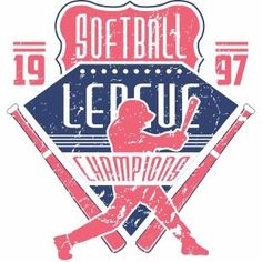 softball championship t shirt designs