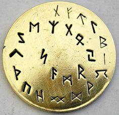 Viking Runes Metal Stamp Set 24 Piece Set Viking by TheSupplyGuy