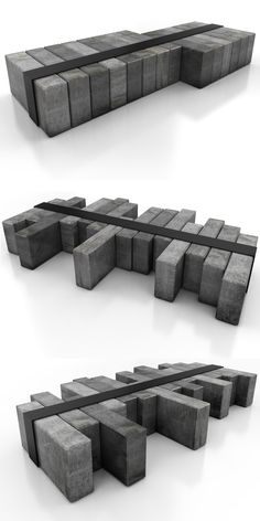 ABACUS. Such as the name indicates, the project was inspired on the old instrument of calculating, the abacus. Like the calculation instrument, it can also be manipulated by the user, so it can have the places and the spaces desired. Its handling easy is performed through a mechanical system of rails with bearings. They enable an adoption of diverse forms, creating a dynamical and interactivity relationship between user, object and space.