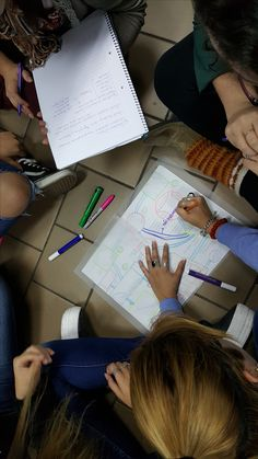 Pensar el espacio como vehículo de reflexión pedagógica #ArquitecturasdelAprendizaje #Pensamientodediseño