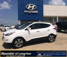"https://flic.kr/p/uKeKw6 | #HappyAnniversary to Kali Faber on your 2014 #Hyundai #Tucson from Danny Belew at Hyundai of Longview! | <a href=""http://www.hyundaioflongview.com/?utm_source=Flickr&utm_medium=DMaxxPhoto&utm_campaign=DeliveryMaxx"" rel=""nofollow"">www.hyundaioflongview.com/?utm_source=Flickr&utm_medi...</a>"