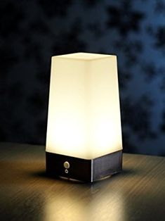 Monilon Motion Sensor Light PIR Security Lights Battery Operated LED Night Light Wireless Motion Detector Table Lamp for Indoor and Outdoor. Motion Sensor: The light will automatically turn on when pass within 9 feet of the sensor, and will automatically turn off after 15 seconds, keep you safe in the dark place. Three modes: Auto (motion sensor activated)/ On (permanent light)/ Off. Motion sensor for automatic on/off operation, light won't light up during day time when it is bright…
