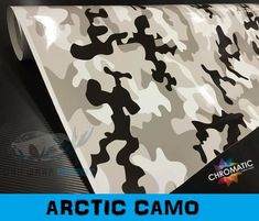 Arctic Camouflage Vinyl 152 x 50cm - Bubble Free Snow Camo Car Wrap Sticker Film | Vehicle Parts & Accessories, Car Tuning & Styling, Body & Exterior Styling | eBay!
