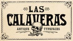 Henry Steingieser is raising funds for Las Calaveras ~ A font collection curated by dead Mexicans on Kickstarter! 100 year old typefaces used by A. Vanegas Arroyo's revolutionary print shop including designs by José G. Summer Art Projects, Art Projects For Teens, Easy Art Projects, Typography Fonts, Graphic Design Typography, Logo Design, Modern Art Deco, Modern Art Prints, Mexican Graphic Design