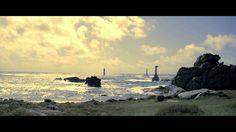 Magnifique vidéo et musique sur Ouessant