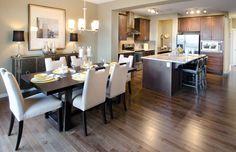 Westport - Dining Room and Kitchen