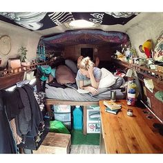 I am inspired by all on the amazing women I see living the #vanlife. Not only is…