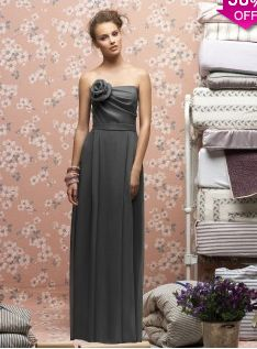 Sheath/Column Strapless Floor-length Chiffon Light Slate Gray Bridesmaid Dresses #AUSA018868 - See more at: http://www.avivadress.com/wedding-apparel/bridesmaid-dresses/hot-selling-bridesmaid-dresses.html#sthash.7zAp77e8.dpuf