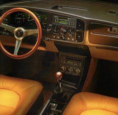 Saab 900 Classic Steeringwheel Dashboard Interior funnel cake a la mode - Funnel Cake Saab 900, Saab Turbo, Ford Roadster, Vintage Interiors, Cars And Motorcycles, Luxury Cars, Vintage Cars, Cool Cars, Dream Cars