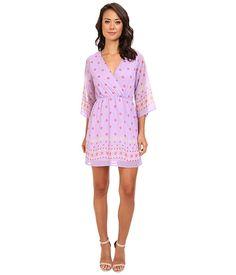 Brigitte Bailey Ada Dress Lavender - 6pm.com