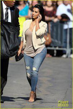 Kim Kardashian l'