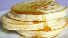 Make delicious, fluffy pancakes from scratch. This recipe uses 7 ingredients you probably already have.