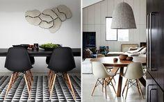 Decofilia Blog | Decoración de comedores con sillas Eames
