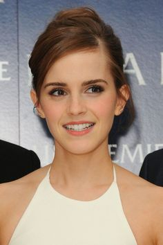 Image result for emma watson hair out long