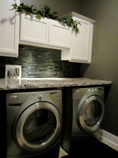 Lovely 52 Chic Laundry Room Design Ideas To Inspire You