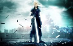 final fantasy animation  | Final Fantasy VII: Advent Children « Anime Depot | anime reviews and ...
