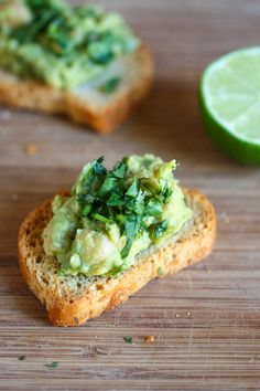 Spicy Guacamole Hummus   2 15-oz can chickpeas  4 large, very ripe avocados  1/4 tsp cayenne pepper  1/4 tsp onion powder  1/4 tsp ground cumin  1/4 cup minced fresh cilantro  juice of 4 limes  sea salt to taste