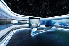 ServusTV-News-Studio: