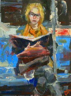 DARREN THOMPSON FINE ART