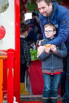 Flinke Winter Favorieten 2016 Kinderworkshops in Ypie's Pipowagen. foto: Maarten van der Wal
