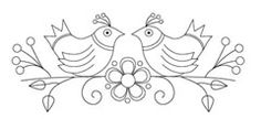Bird Freebie - The Floss Box Freebies