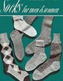 Knit Sock Patterns for Men and Women - Vintage Sock Knitting Patterns - Socks for Men - Socks for Women