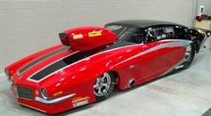 Chevy Camaro pro mod