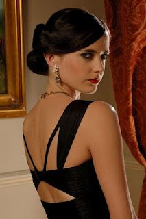 Eva Green in Casino Royale.   Favorite Bond movie and favorite Bond girl.