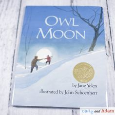 January STEM Read Alouds (Owl Moon Light and Shadows STEM Investigation): Using read alouds and STEM activities creates a fun and engaging classroom. Students love the hands-on STEM challenges that incorporate, reading, writing, and making. The following are our top 5 STEM read alouds and activities for January. #STEM #STEMchallenges