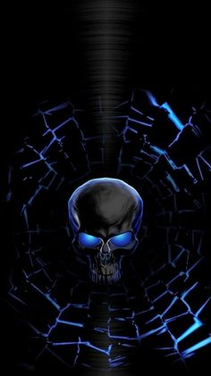 Skull Tattoo Design, Skull Tattoos, Skull Wallpaper, Wallpaper Backgrounds, Wallpapers, Diy Poster, Madara Wallpaper, Ghost Rider Marvel, Dark Angels
