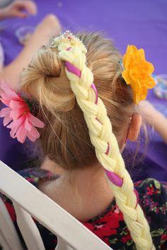 Ideas for Alba's 1st birthday Rapunzel party :)