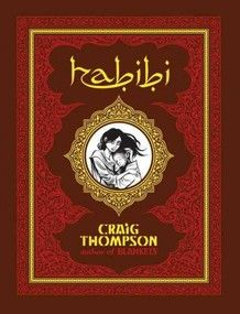 Craig Thompson's Habibi. Once you finish it, you will be left with the distinct feeling that it hasn't finished with you.
