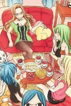 And then there's juvia......