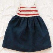 monamici ebba linen dress
