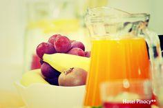 We serve delicious breakfasts :)