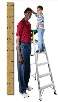 "America's Tallest Person - Guiness World Record - Tallest Man | George Bell - He is 7"" 8' tall"