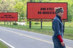 Three Billboards inspires protest signs after Florida shooting