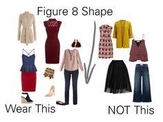 """Figure 8 Shape"" by scmcgrew on Polyvore featuring Apiece Apart, VILA, Closed, Frame Denim, White Stuff, Topshop, Paule Ka, New Look, Samya and Prada"