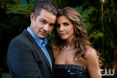 """Shut Up, Dr. Phil"" Pictured (L-R): James Marsters as Don and Charisma Carpenter as Maggie in SUPERNATURAL on The CW. Photo: Jack Rowand/The CW©2011 The CW Network, LLC. All Rights Reserved."