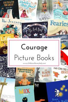 Pinterest Courage Book List