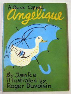 Roger Duvoisin | vintage illustrations by roger duvoisin |