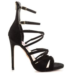 Monnique - Black Suede by Betsey Johnson