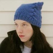 Flat and Round hat - via @Craftsy