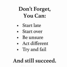Its never too late to start. So keep going nd never give up Moving Forward Quotes, Quotes About Moving On, Motivational Quotes For Success, Inspirational Quotes, Quotes Motivation, Motivating Quotes, Motivation Success, Wise Quotes, Movie Quotes