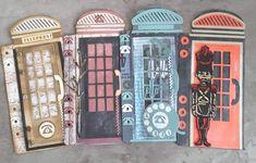 Journal Notebook, Journal Pages, Elizabeth Craft Designs, Planner Pages, Design Crafts, Planners, Notebooks, Journals, Cards