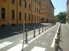 Resultado de imagen de carril bici bolonia